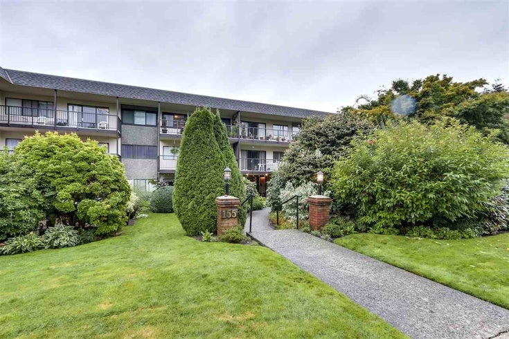 214 155 E 5TH STREET - Lower Lonsdale Apartment/Condo for sale, 1 Bedroom (R2502488)