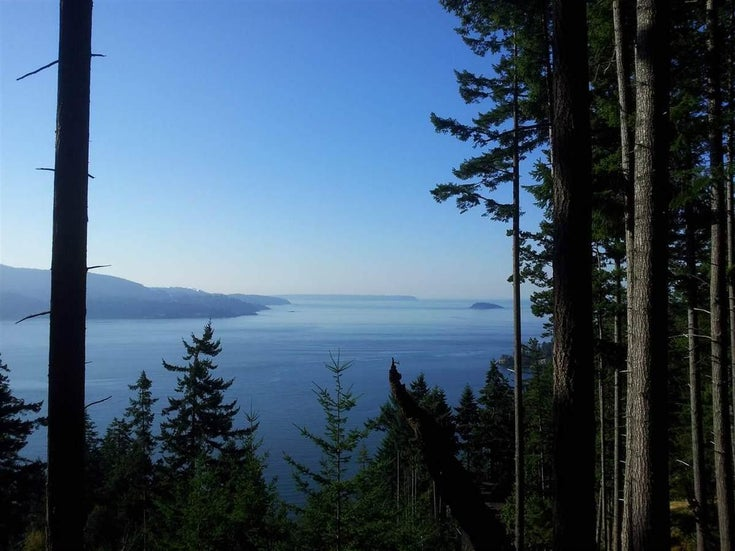 Lot P EAGLE CLIFF ROAD - Bowen Island  for sale(R2502520)