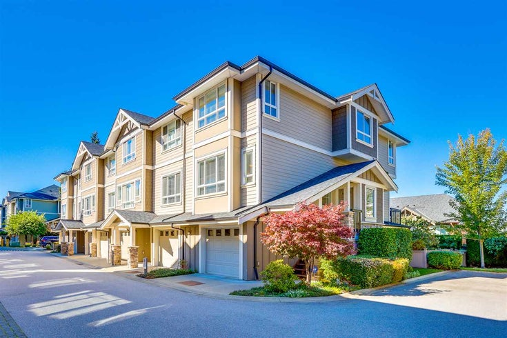4 2955 156 STREET - Grandview Surrey Townhouse for sale, 3 Bedrooms (R2502561)