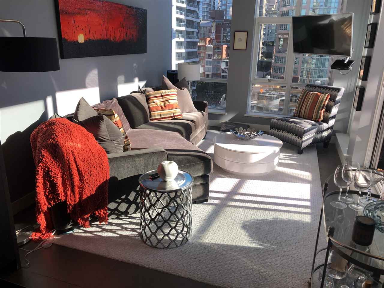 1202 1455 HOWE STREET - Yaletown Apartment/Condo for sale, 1 Bedroom (R2502567) - #1