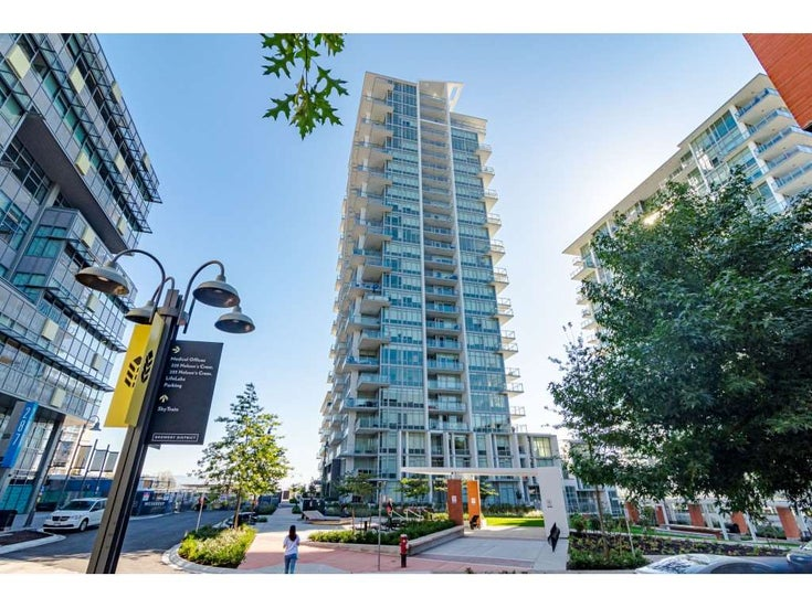 2404 258 NELSON'S COURT - Sapperton Apartment/Condo for sale, 1 Bedroom (R2502597)