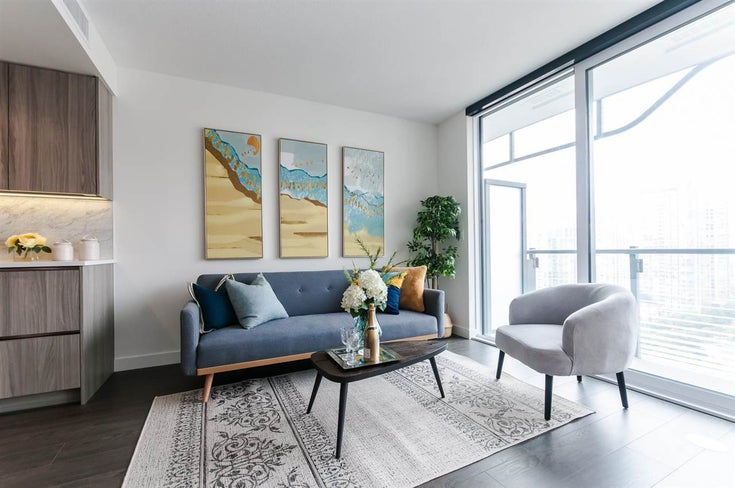1702 89 NELSON STREET - Yaletown Apartment/Condo for sale, 1 Bedroom (R2502656)