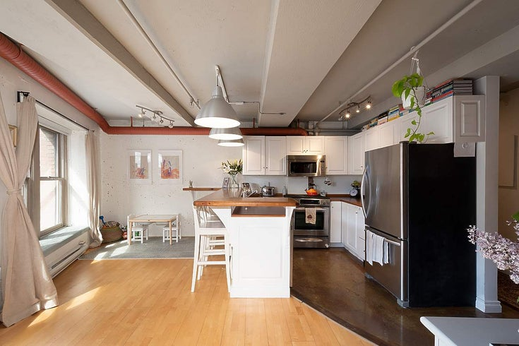 603 27 ALEXANDER STREET - Downtown VE Apartment/Condo for sale, 1 Bedroom (R2502660)