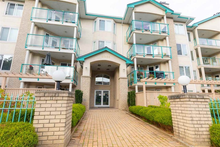 410 20433 53 AVENUE - Langley City Apartment/Condo for sale, 3 Bedrooms (R2502708)