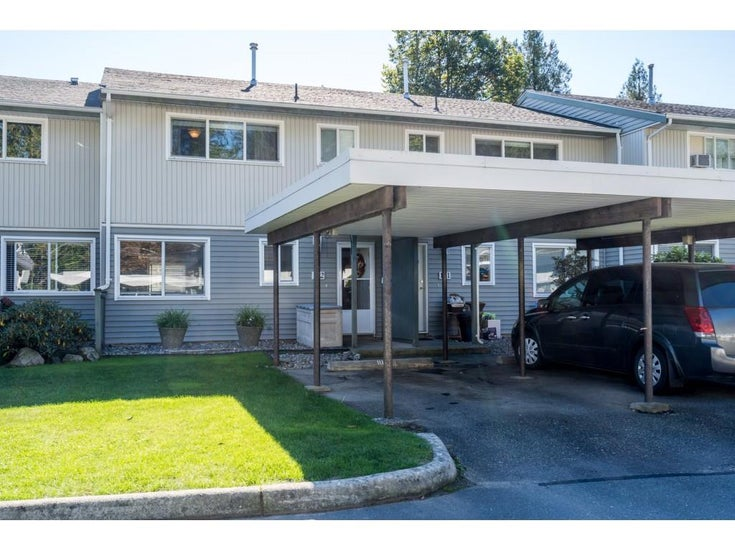 102 45185 WOLFE ROAD - Chilliwack W Young-Well Townhouse for sale, 3 Bedrooms (R2502737)