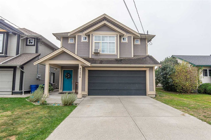 45498 WELLINGTON AVENUE - Chilliwack W Young-Well House/Single Family for sale, 4 Bedrooms (R2502815)