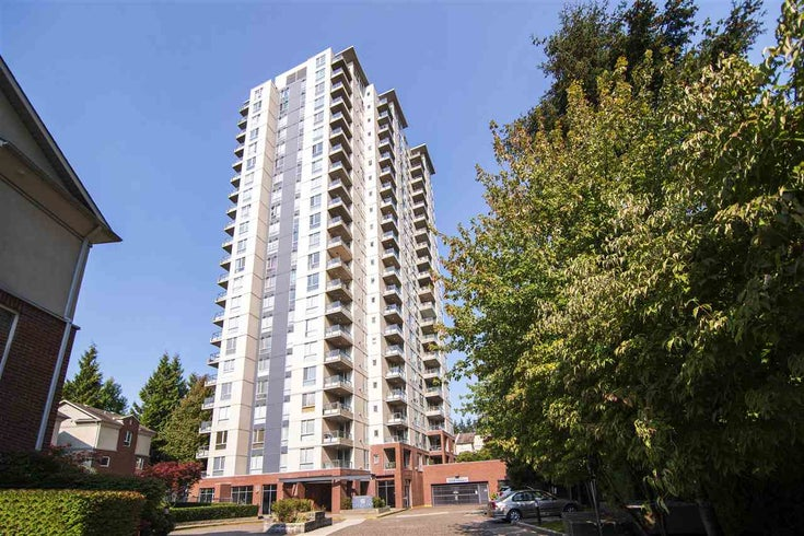 804 7077 BERESFORD STREET - Highgate Apartment/Condo for sale, 1 Bedroom (R2502816)