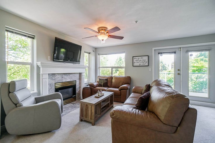 206 3770 THURSTON STREET - Central Park BS Apartment/Condo for sale, 2 Bedrooms (R2502859)