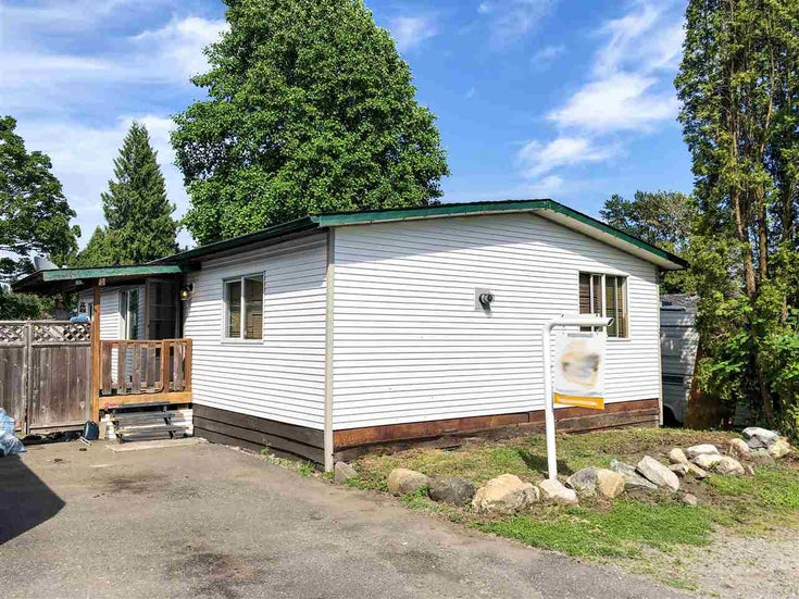 114 10221 WILSON STREET - Stave Falls Manufactured for sale, 3 Bedrooms (R2502885)