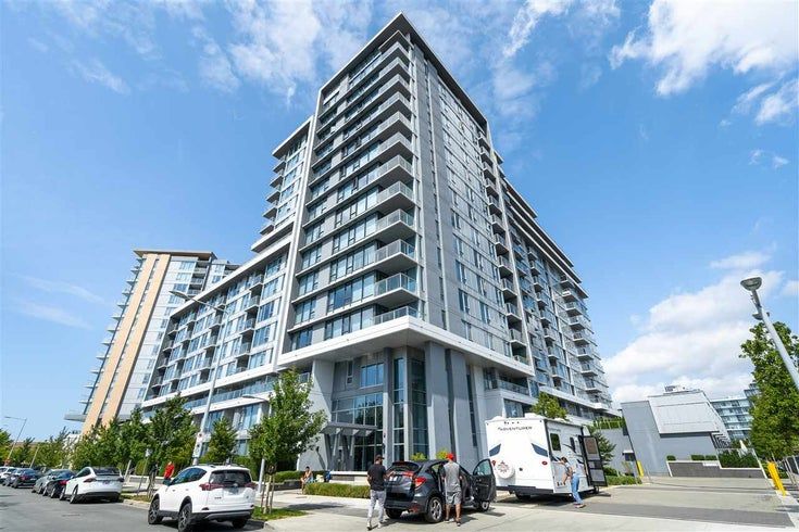 317 3333 BROWN ROAD - West Cambie Apartment/Condo for sale, 1 Bedroom (R2502889)