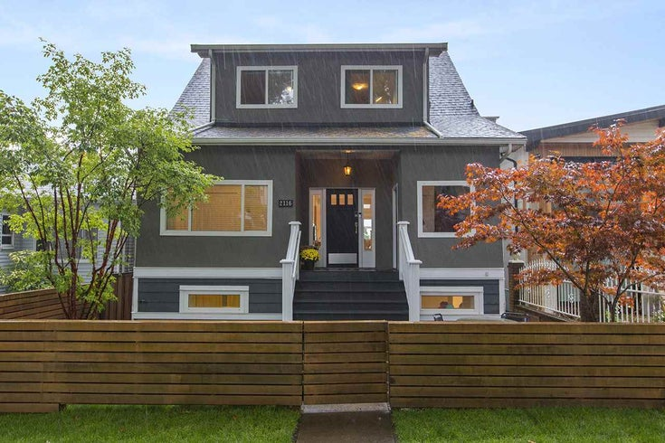2116 E 7TH AVENUE - Grandview Woodland House/Single Family for sale, 6 Bedrooms (R2502890)