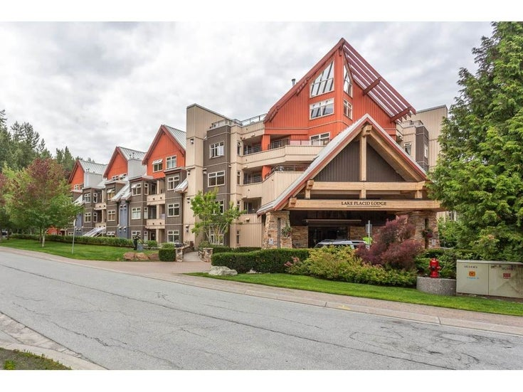 204 2050 LAKE PLACID ROAD - Whistler Creek Apartment/Condo for sale, 1 Bedroom (R2502893)