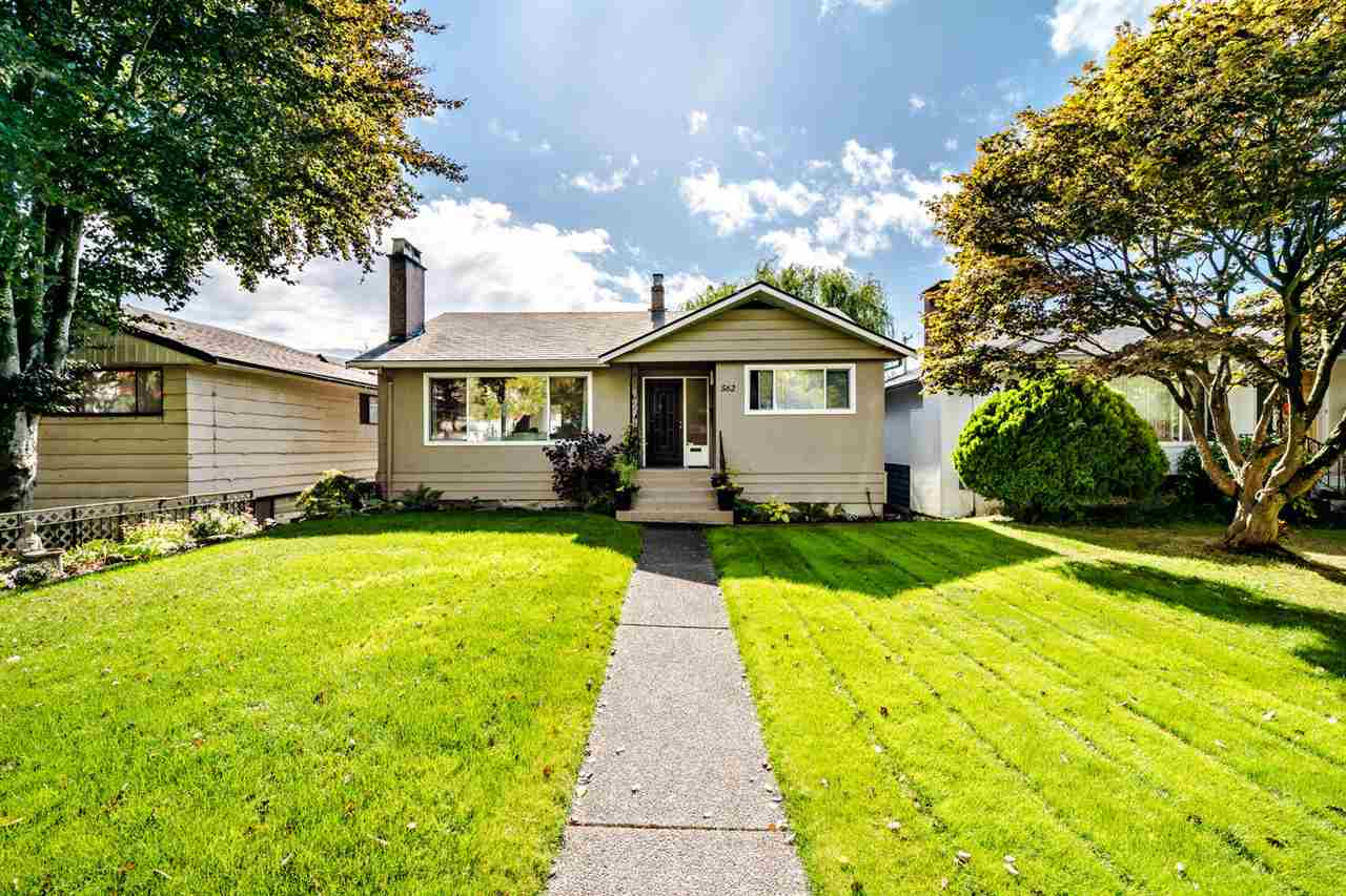 562 W 59 AVENUE - Marpole House/Single Family for sale, 4 Bedrooms (R2502928)