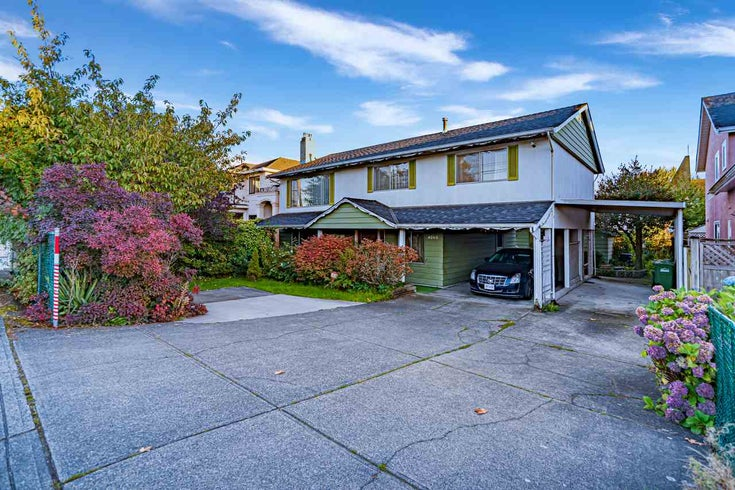 4060 WILLIAMS ROAD - Steveston North House/Single Family for sale, 4 Bedrooms (R2502948)
