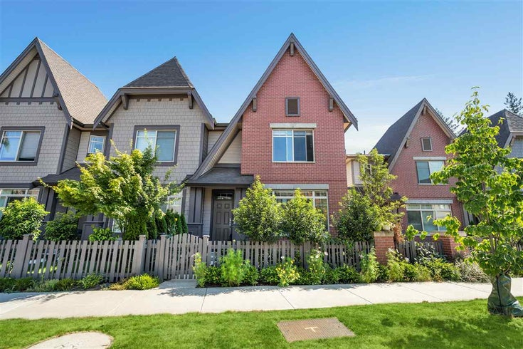 16452 24A AVENUE - Grandview Surrey Row House (Non-Strata) for sale, 4 Bedrooms (R2503007)