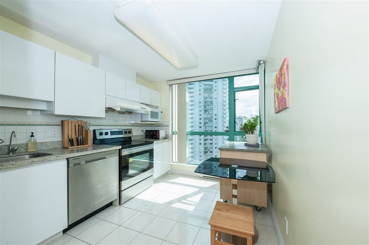 1303 5833 WILSON AVENUE - Central Park BS Apartment/Condo for sale, 2 Bedrooms (R2503062)