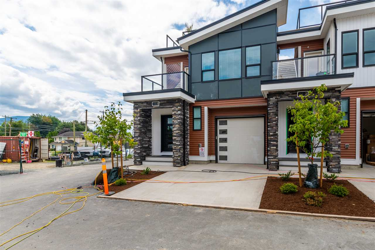 11 7140 MAITLAND AVENUE - Sardis West Vedder Rd Townhouse for sale, 3 Bedrooms (R2503142) - #1