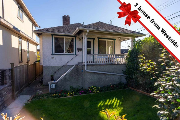 20 E 60TH AVENUE - South Vancouver House/Single Family for sale, 4 Bedrooms (R2503217)