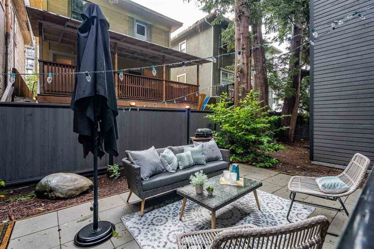 216 1550 BARCLAY STREET - West End VW Apartment/Condo for sale, 1 Bedroom (R2503224)