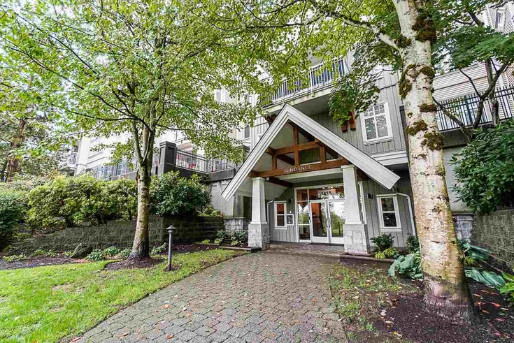 408 1438 PARKWAY BOULEVARD - Westwood Plateau Apartment/Condo for sale, 2 Bedrooms (R2503262)