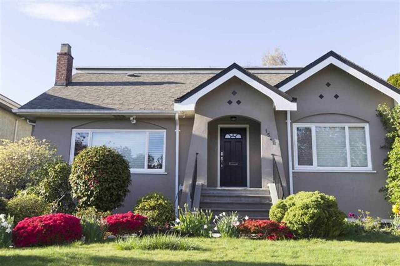 1541 W 60TH AVENUE - South Granville House/Single Family for sale, 5 Bedrooms (R2503287)