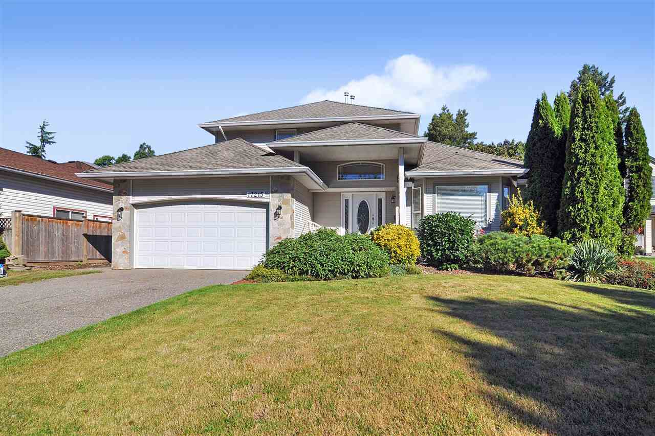 17215 57 AVENUE - Cloverdale BC House/Single Family for sale, 3 Bedrooms (R2503323)