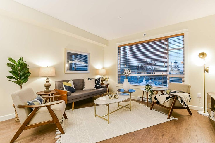 403 14588 MCDOUGALL DRIVE - King George Corridor Apartment/Condo for sale, 2 Bedrooms (R2503398)