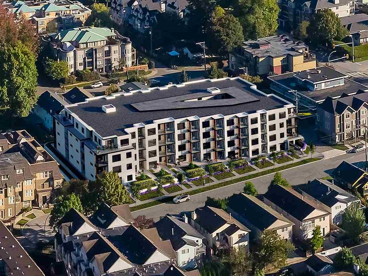 412 2345 RINDALL AVENUE - Central Pt Coquitlam Apartment/Condo for sale, 2 Bedrooms (R2503454)