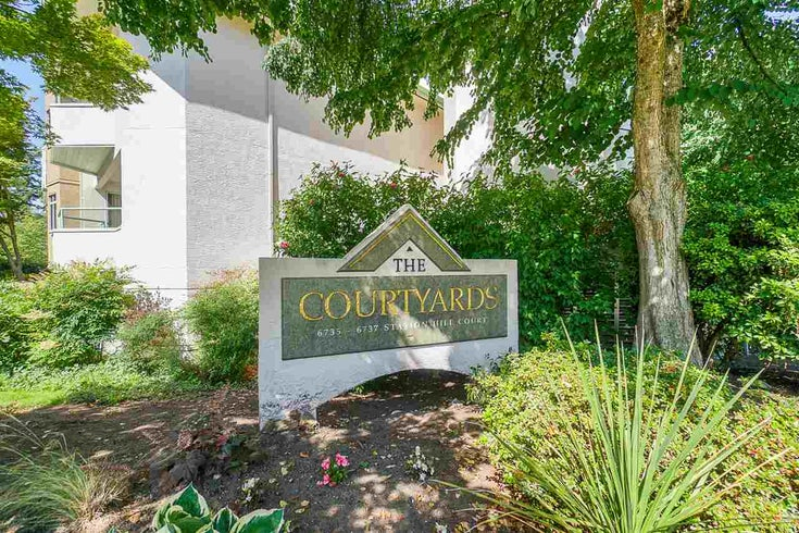 210 6737 STATION HILL COURT - South Slope Apartment/Condo for sale, 1 Bedroom (R2503499)