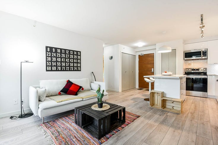 310 161 W GEORGIA STREET - Downtown VW Apartment/Condo for sale, 1 Bedroom (R2503514)