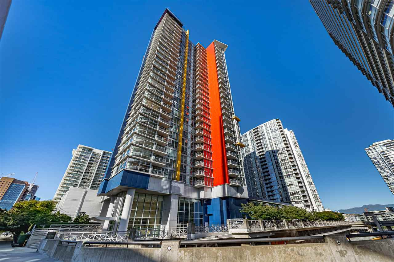 2109 111 W GEORGIA STREET - Downtown VW Apartment/Condo for sale, 1 Bedroom (R2503517) - #1