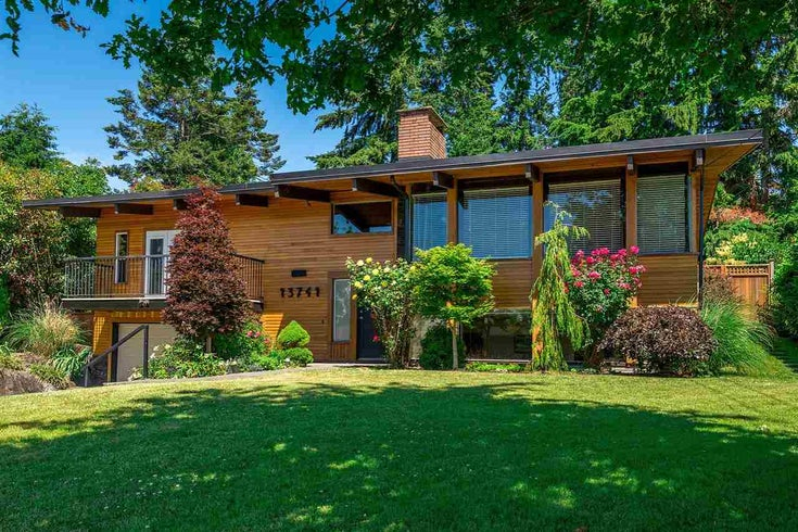 13741 COLDICUTT AVENUE - White Rock House/Single Family for sale, 4 Bedrooms (R2503556)