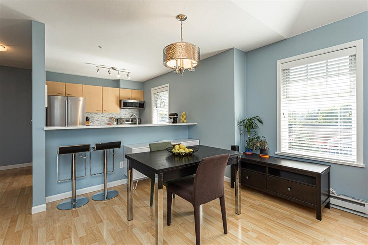 PH 11 1011 W KING EDWARD AVENUE - Cambie Apartment/Condo for sale, 1 Bedroom (R2503603)
