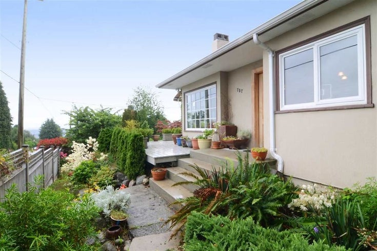 707 SUTHERLAND AVENUE - Queensbury House/Single Family for sale, 4 Bedrooms (R2503665)