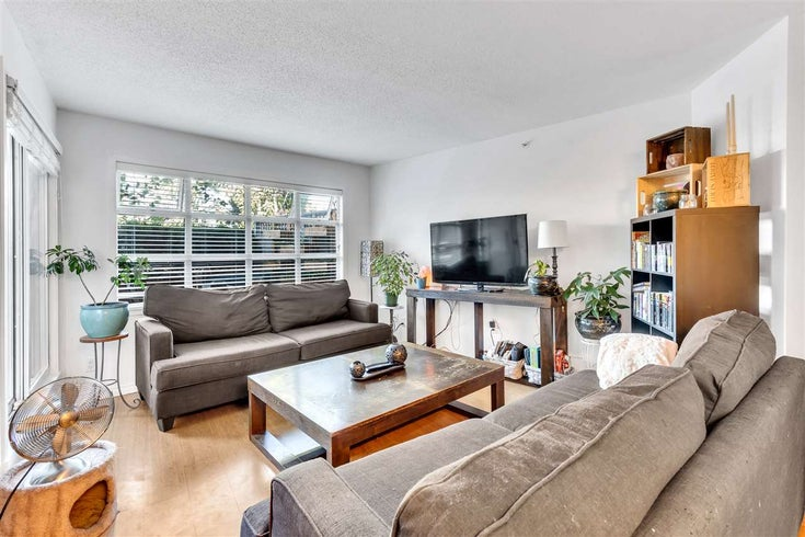 107 1210 W 8TH AVENUE - Fairview VW Apartment/Condo for sale, 2 Bedrooms (R2503678)