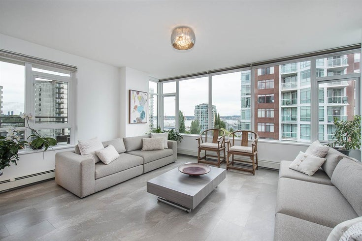 603 131 E 3RD STREET - Lower Lonsdale Apartment/Condo for sale, 2 Bedrooms (R2503691)