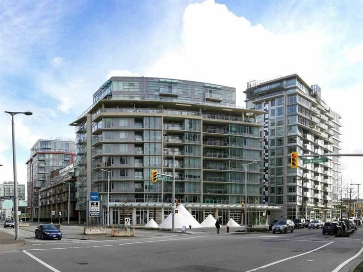 209 88 W 1ST AVENUE - False Creek Apartment/Condo for sale, 1 Bedroom (R2503698)