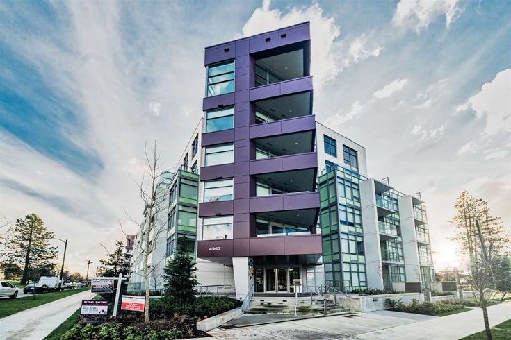 214 4963 CAMBIE STREET - Cambie Apartment/Condo for sale, 2 Bedrooms (R2503752)