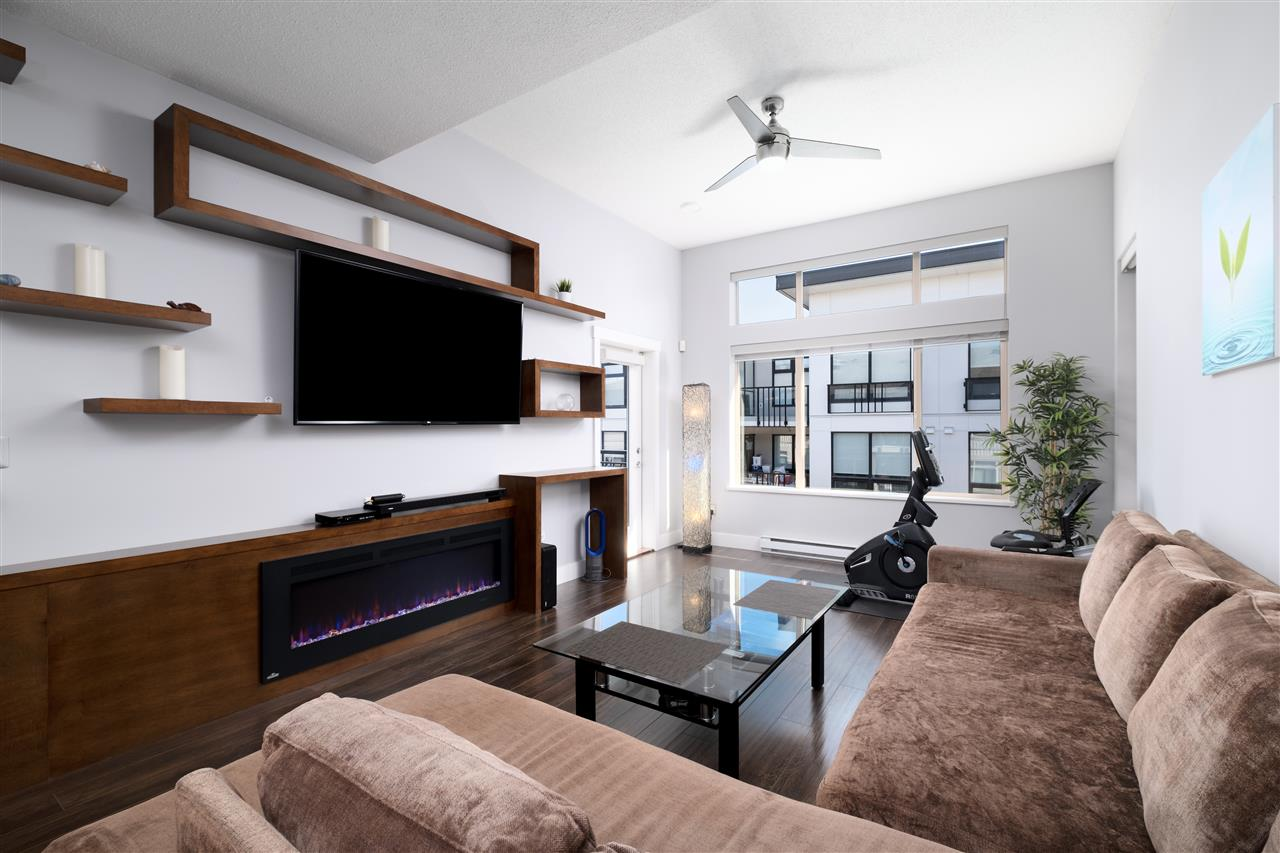 412 9299 TOMICKI AVENUE - West Cambie Apartment/Condo for sale, 2 Bedrooms (R2503786)