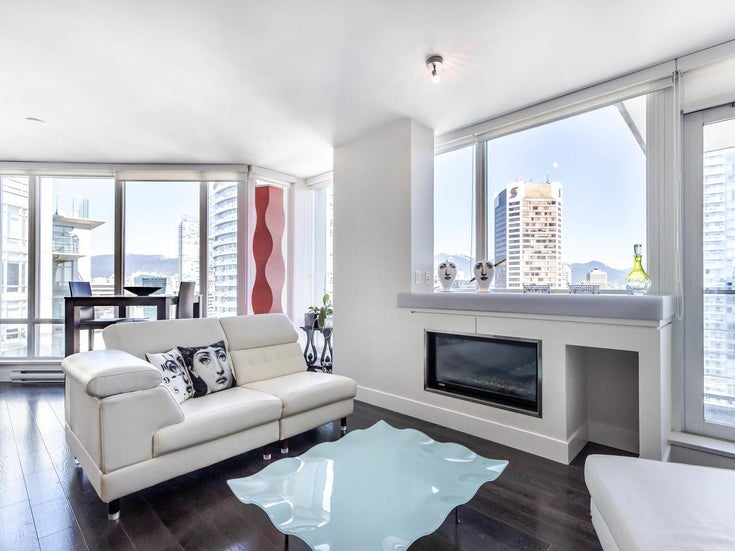 2801 535 SMITHE STREET - Downtown VW Apartment/Condo for sale, 2 Bedrooms (R2503802)