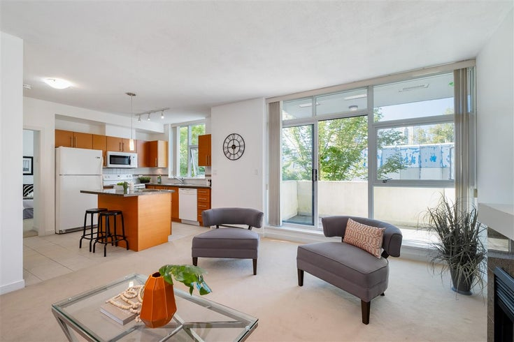 311 5611 GORING STREET - Central BN Apartment/Condo for sale, 1 Bedroom (R2503827)