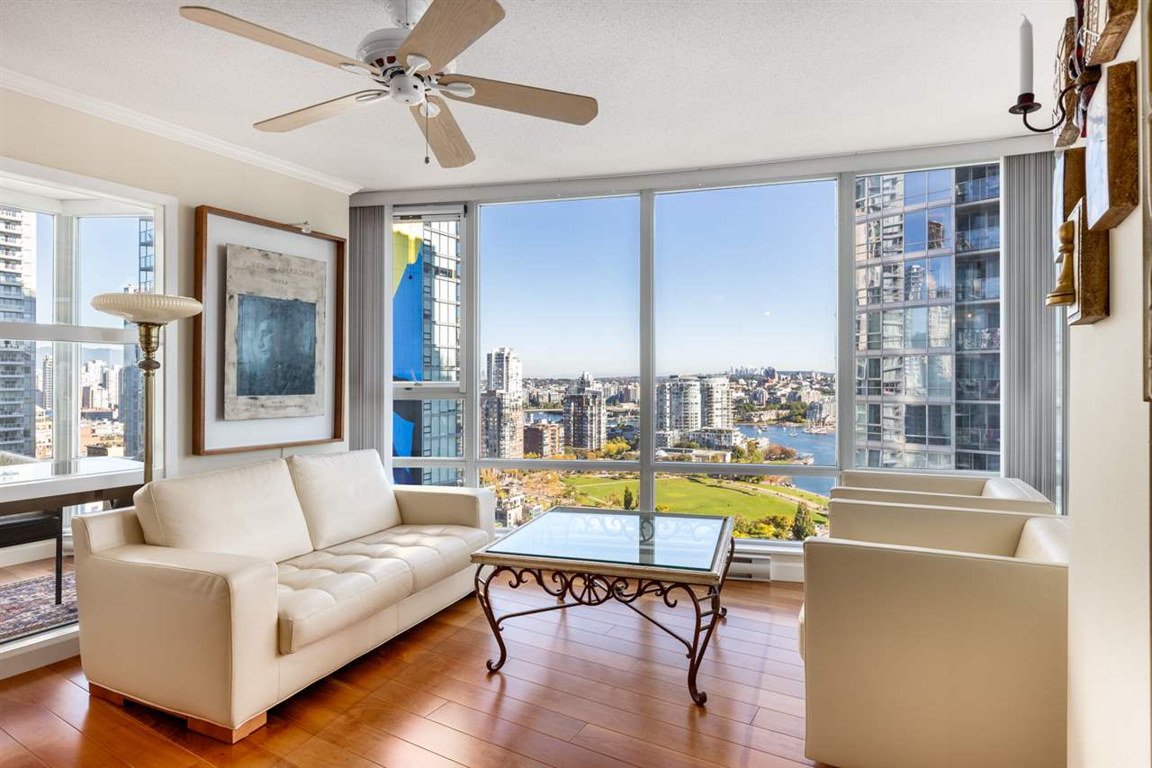 2306 1495 RICHARDS STREET - Yaletown Apartment/Condo for sale, 1 Bedroom (R2503869) - #1