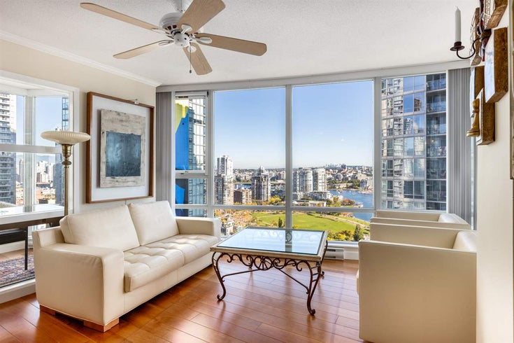 2603 1495 RICHARDS - Downtown VW Apartment/Condo for sale, 1 Bedroom (R2503869)