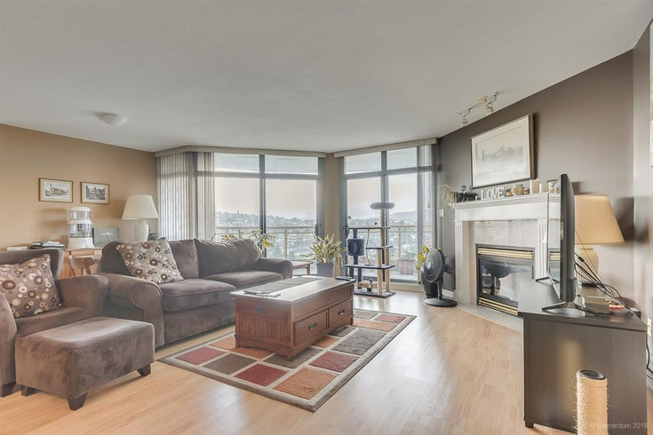 1602 4425 HALIFAX STREET - Brentwood Park Apartment/Condo for sale, 2 Bedrooms (R2503881)