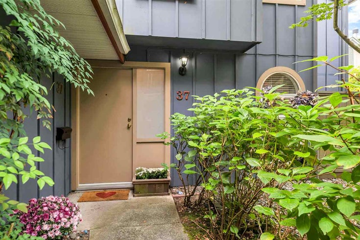37 900 W 17TH STREET - Mosquito Creek Townhouse for sale, 3 Bedrooms (R2503930)