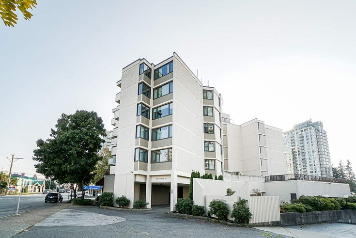 305 1521 GEORGE STREET - White Rock Apartment/Condo for sale, 1 Bedroom (R2503971)