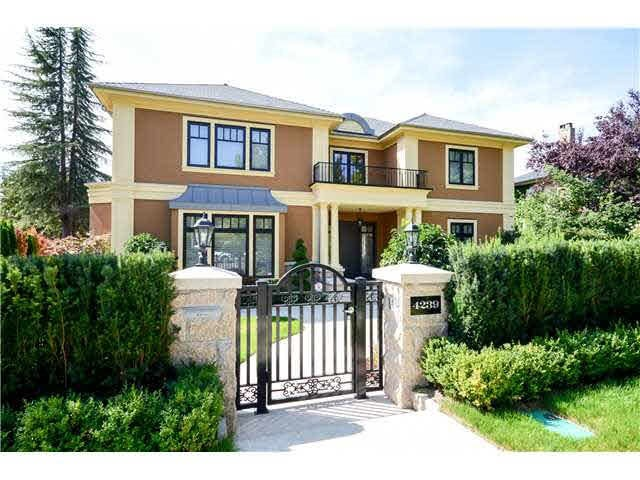 4239 PINE CRESCENT - Shaughnessy House/Single Family for sale, 6 Bedrooms (R2503973)
