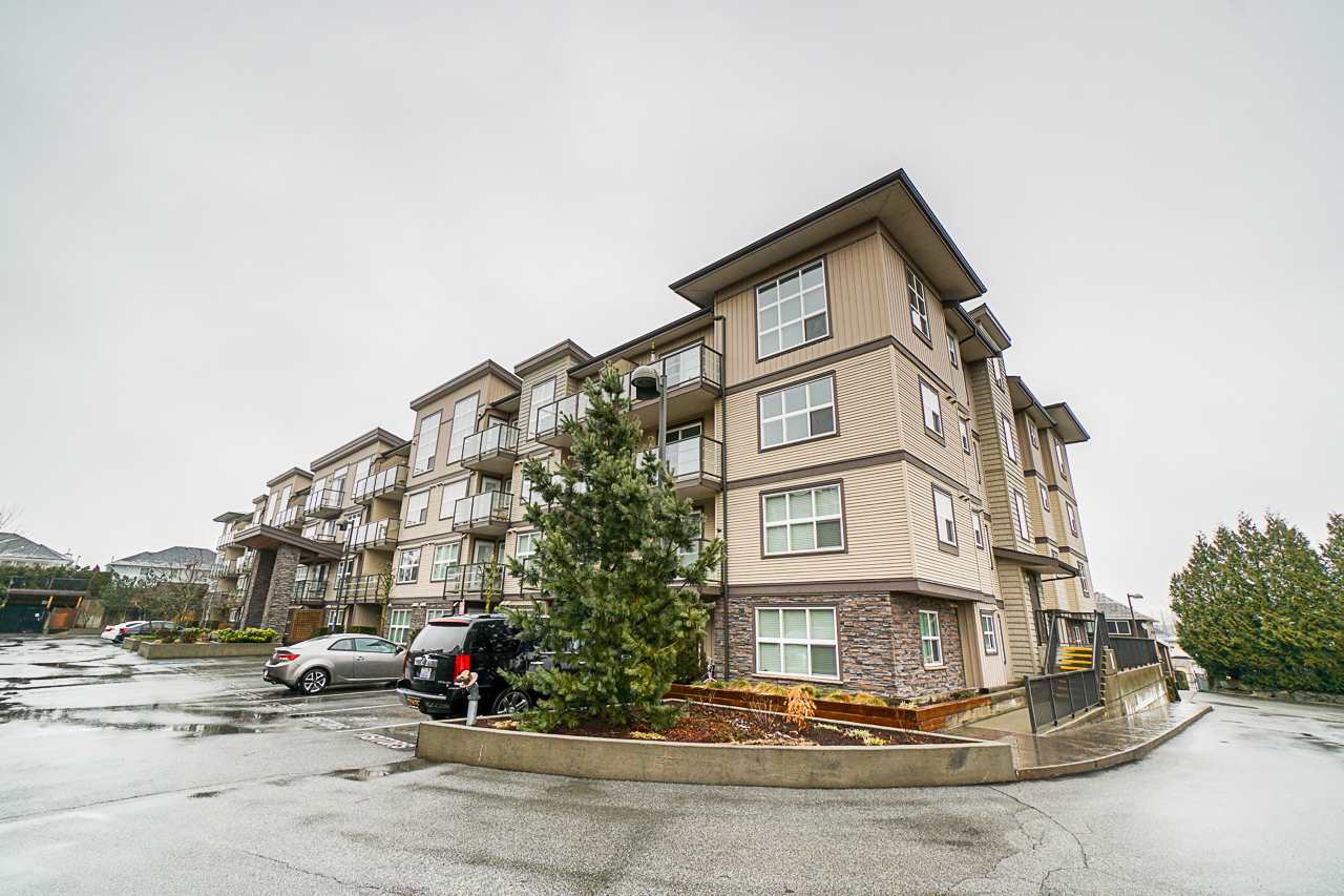 322 30525 CARDINAL AVENUE - Abbotsford West Apartment/Condo for sale, 1 Bedroom (R2503974) - #1