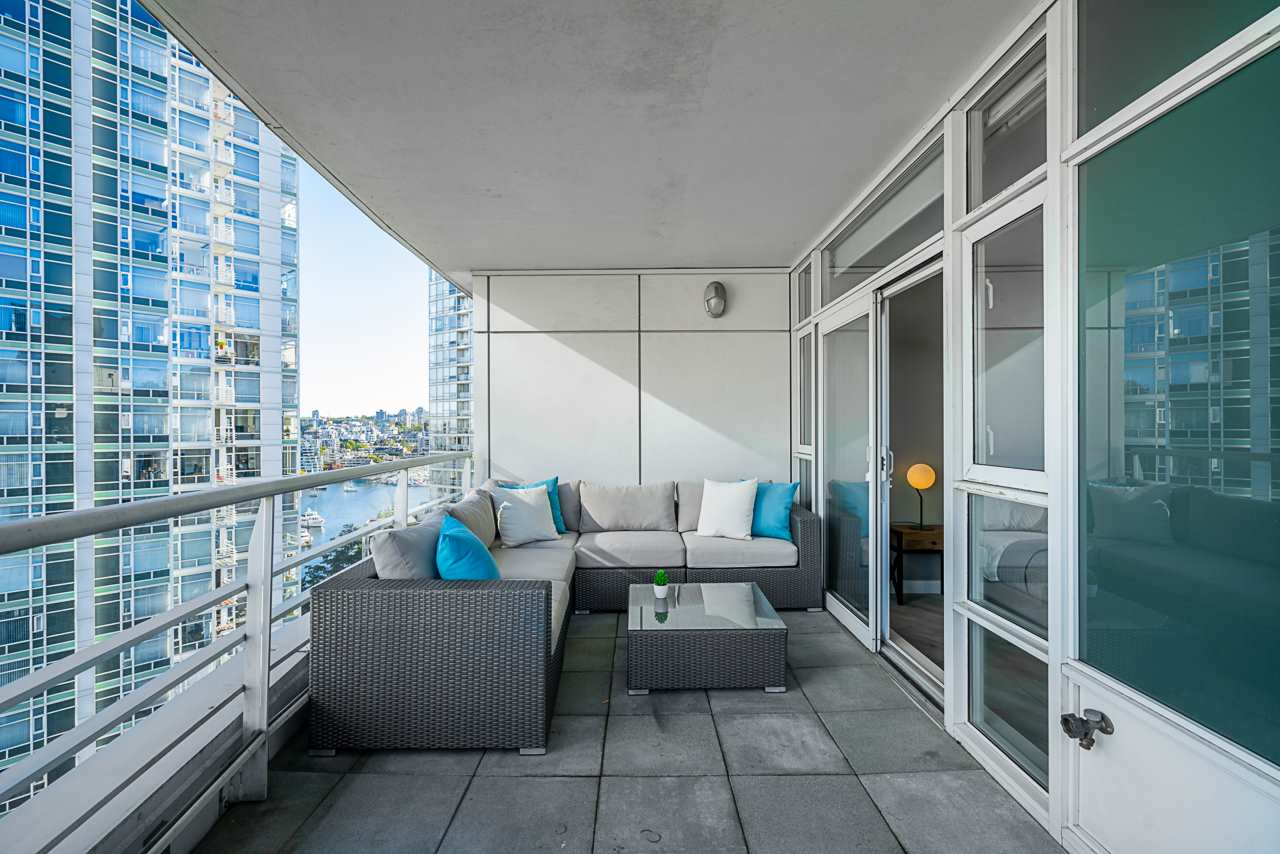 1702 189 DAVIE STREET - Yaletown Apartment/Condo for sale, 2 Bedrooms (R2504054) - #15