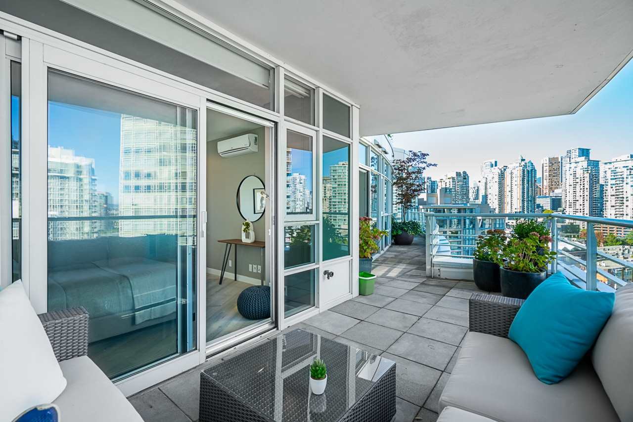 1702 189 DAVIE STREET - Yaletown Apartment/Condo for sale, 2 Bedrooms (R2504054) - #16